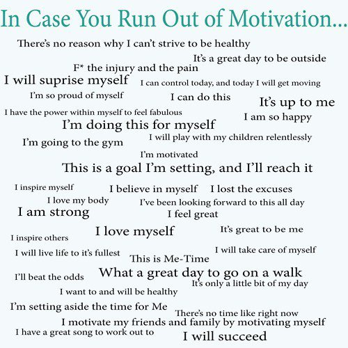 in case you run out of motivation in case you run out of motivation