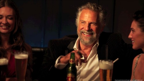 the most interesting man in the world 500x281 the most interesting man in the world