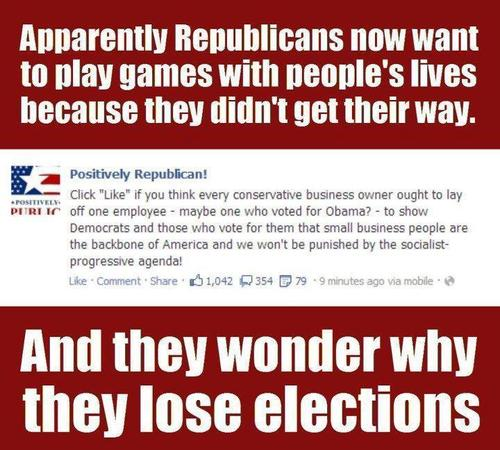 they wonder why they lose elections they wonder why they lose elections