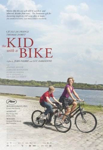 The Kid with a Bike movie poster 343x500 The Kid with a Bike movie poster