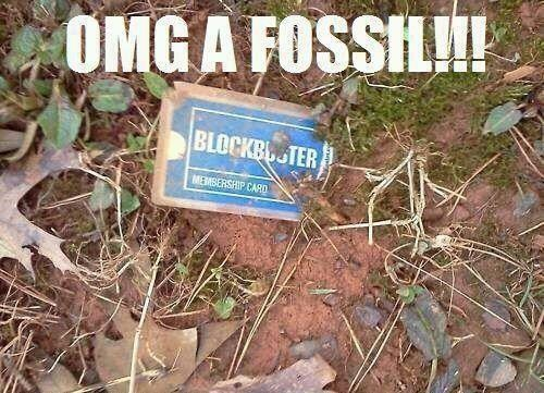 omg a fossil omg a fossil