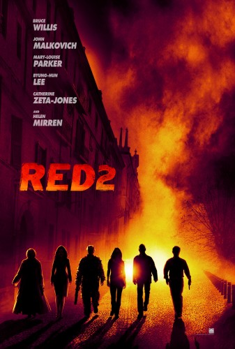 red 2 movie poster 337x500 red 2 movie poster