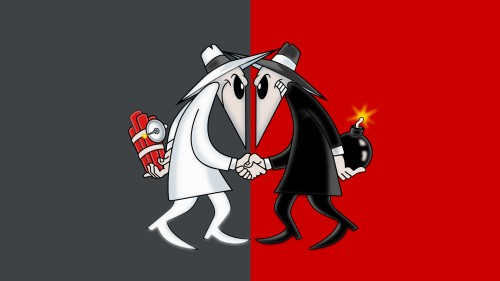 spy vs spy wallpaper 500x281 spy vs spy wallpaper