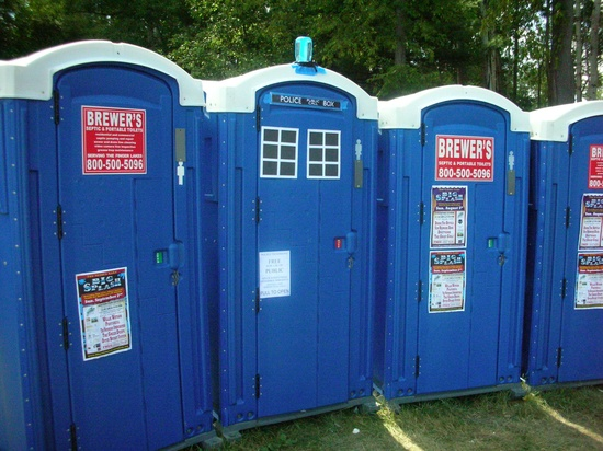 Doctor Who Potty Doctor Who Potty