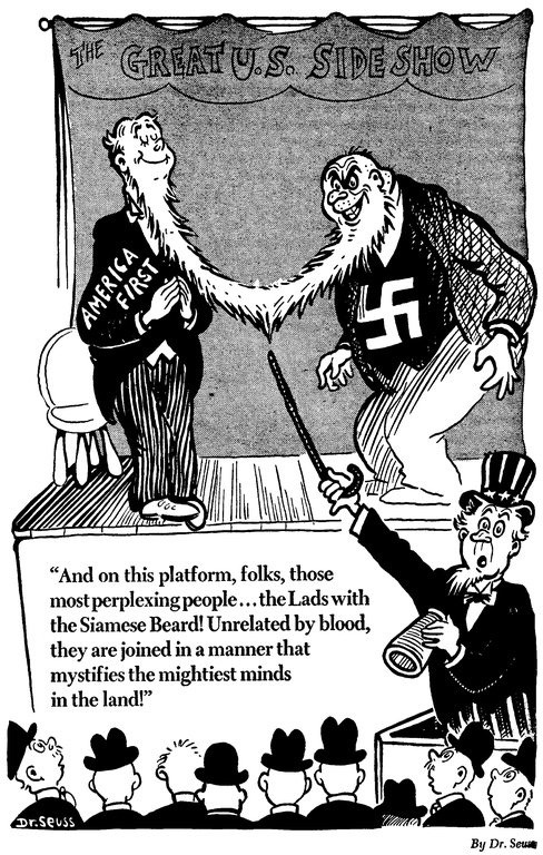 America First and The American Nazis America First and The American Nazis