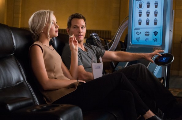 Passengers selecting a movie 1024x678 Passengers selecting a movie