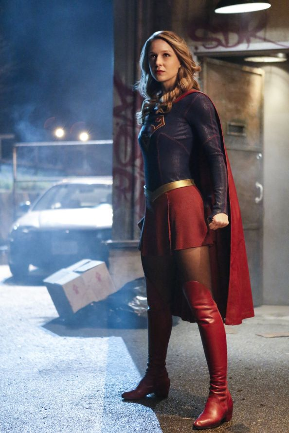 Supergirl is all serious and stuff 683x1024 Supergirl is all serious and stuff