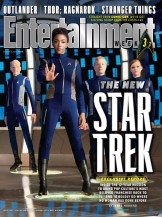 Star Trek Discovery Entertainment Covers