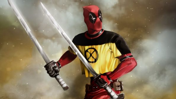 Deadpool in a crop top 1024x576 Deadpool in a crop top