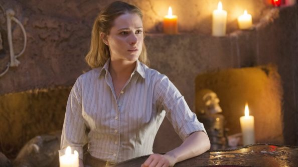 Evan Rachel Wood as Dolores Abernathy in Westworld Season 2 1024x576 Evan Rachel Wood as Dolores Abernathy in Westworld Season 2