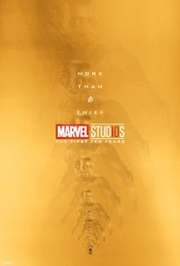 Marvel Cinematic 10 Year Anniversary Posters