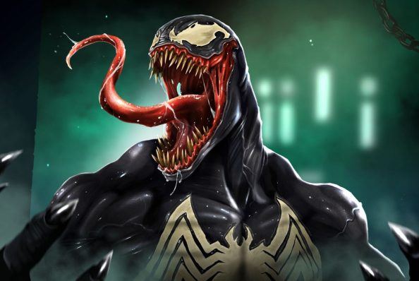 Venom laugh 1024x686 Venom laugh