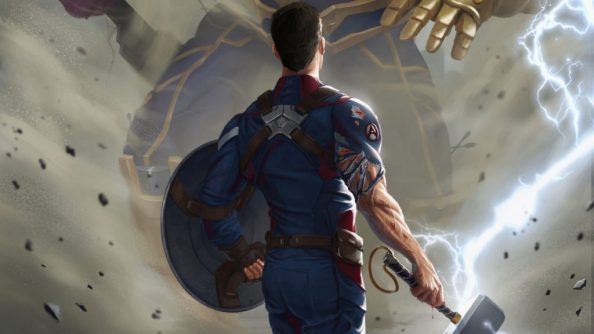 captain america with thors hammer 1024x576 captain america with thors hammer