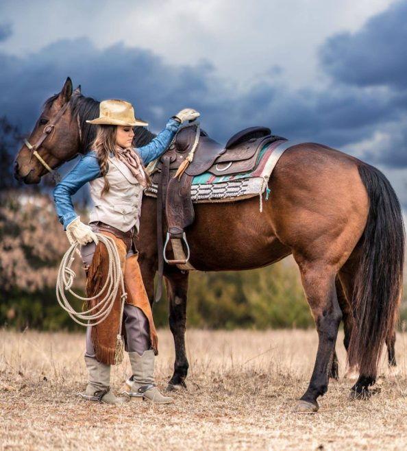 cowgirl with horse 924x1024 cowgirl with horse