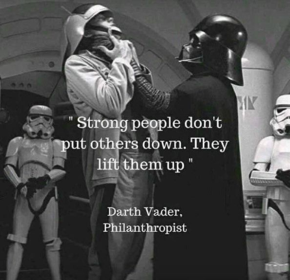 Strong People Strong People