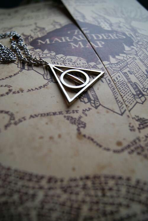 Harry Potter necklace Harry Potter necklace