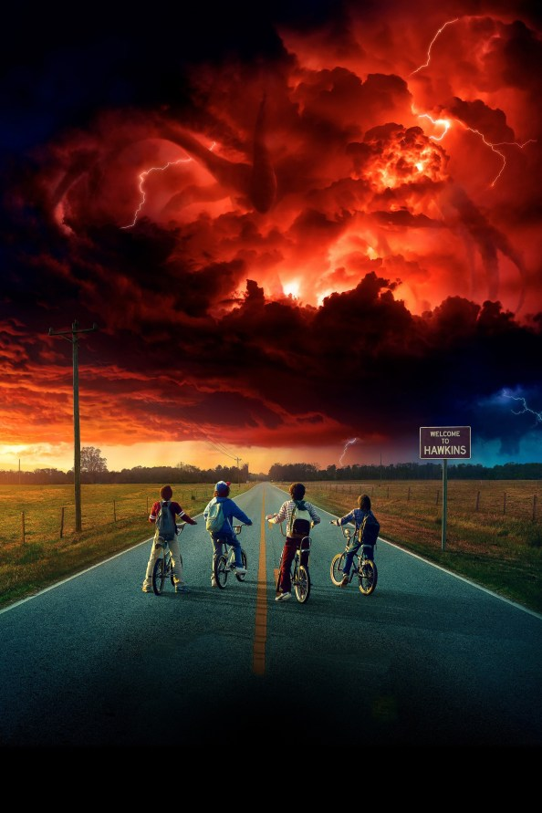 Stranger Things In The Clouds