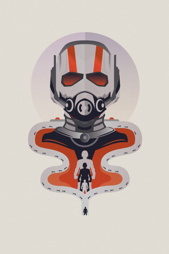 ant-man shrink poster