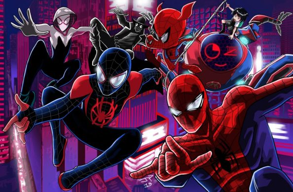 The Spiders of The Spider verse 1024x670 The Spiders of The Spider verse
