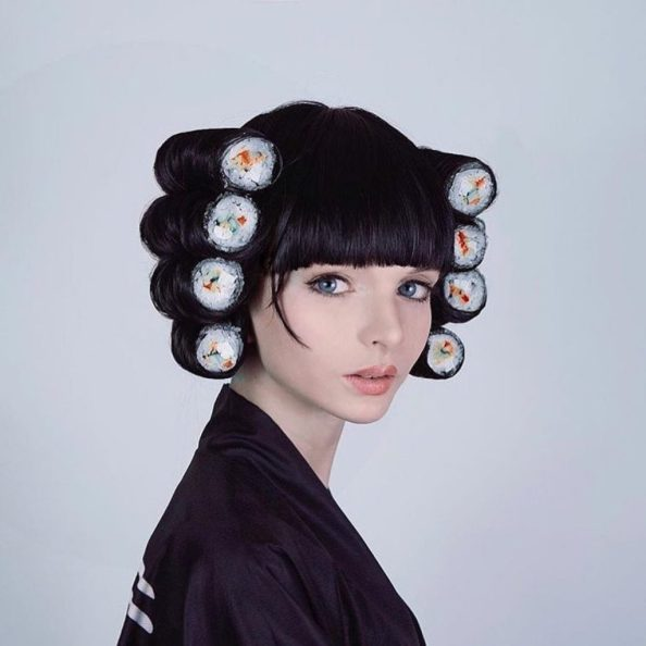 Sushi hair rollers 1024x1024 Sushi hair rollers