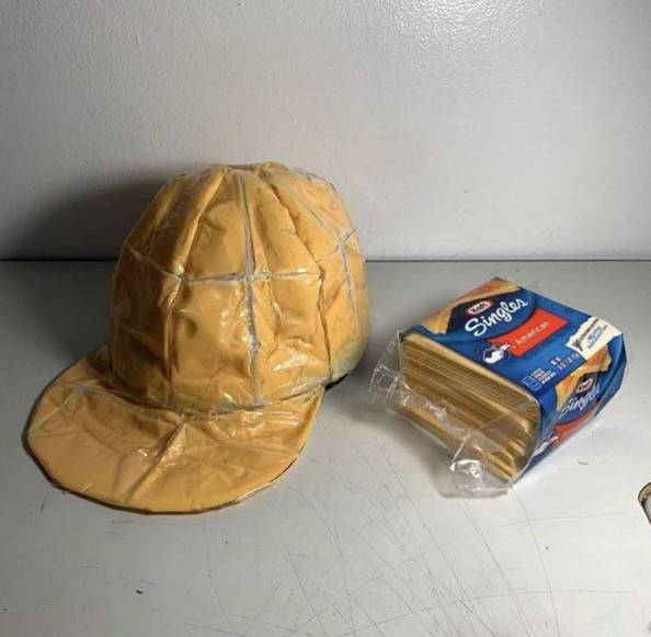 Cheese Hat