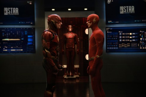 The Flash meets Flash