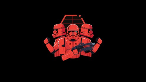 Red Storm Troopers