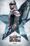 Falcon and the Winter Soldier Character Posters
