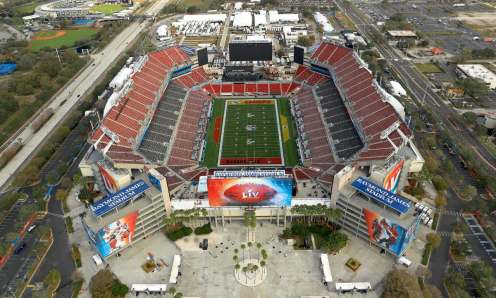 NFL commissioner offers Biden all football stadiums as vaccination sites