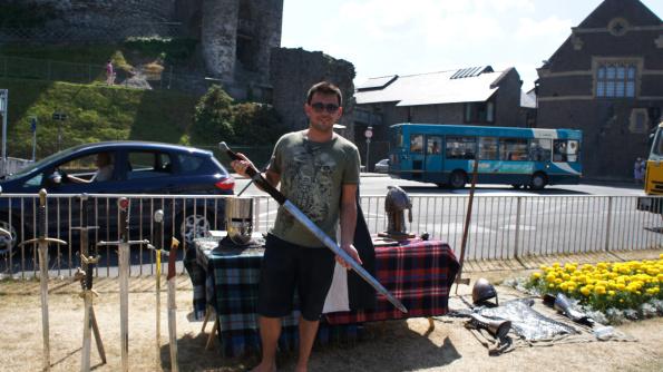 Willian Wallace Sword
