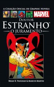 Doutor Estranho- O Juramento Book Cover