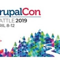 DrupalCon Seattle | April 8-12 2019 - Register today!