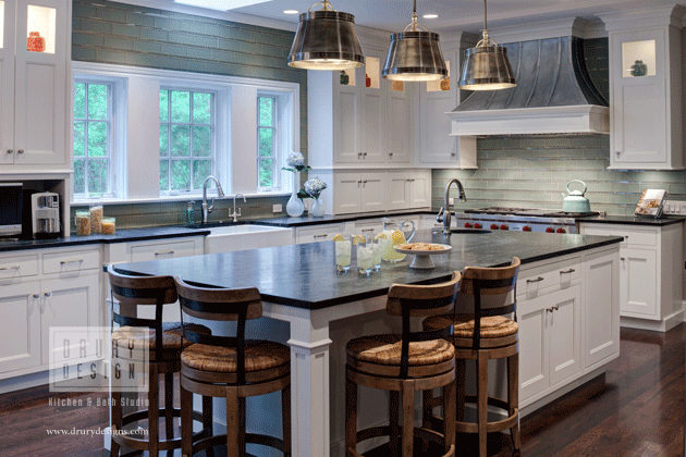 Kitchen Design: Backsplashes 101