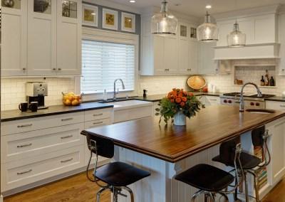 Hinsdale Kitchen Character Restoration