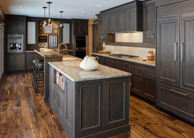 Transitional Rustic Ranch Home Renovation