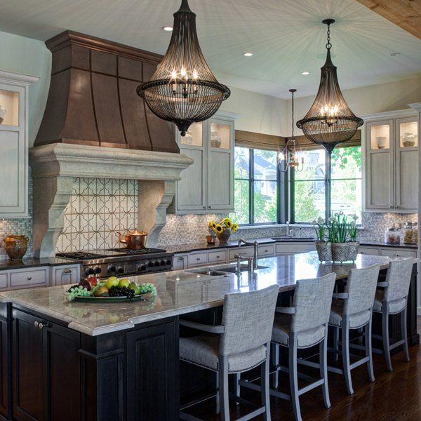 Traditional Kitchen Design - Drury Design on Traditional Kitchen Decor  id=28341