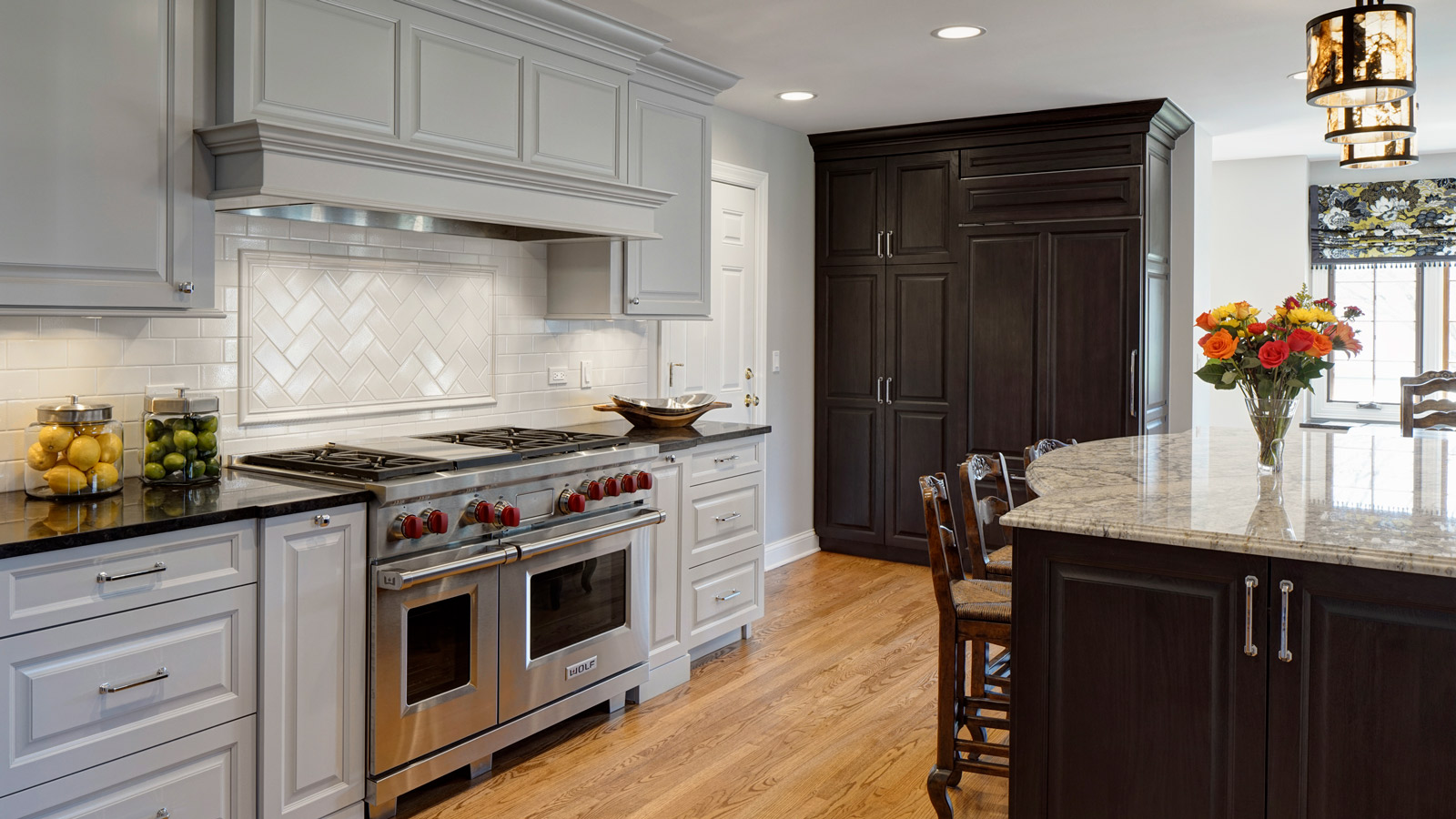 A Refreshing Suburban Kitchen Drury Design