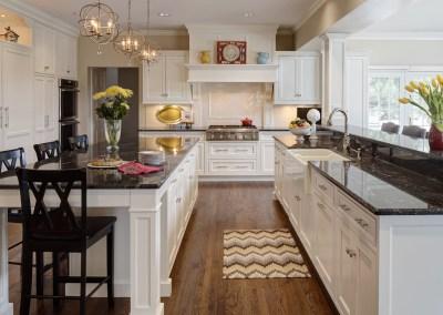 Fresh and Airy Kitchen Design-Barrington