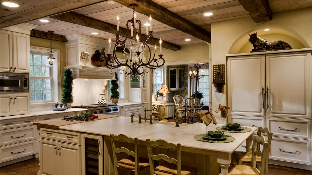 Hinsdale Farmhouse Kitchen Remodel Drury Design