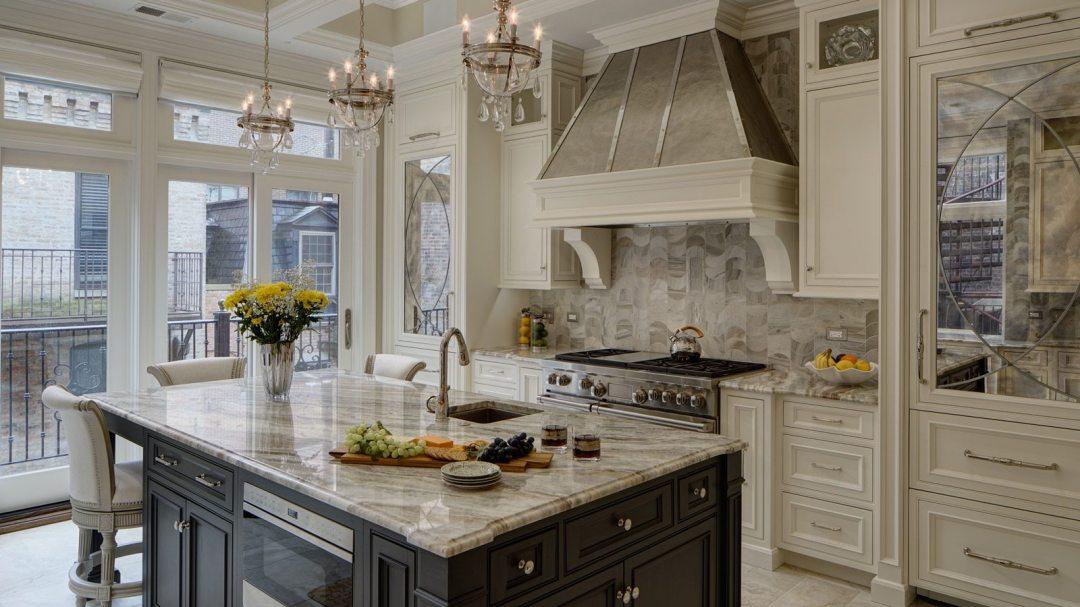 Chicago Renovation Project Revives Gold Coast Brownstone - Drury Design