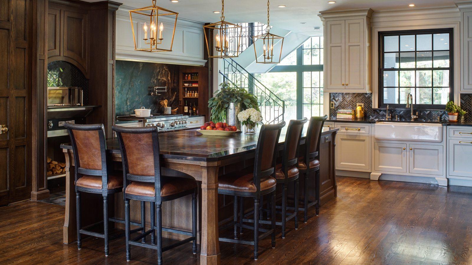 Family Inspired Luxury Kitchen Design Drury Design