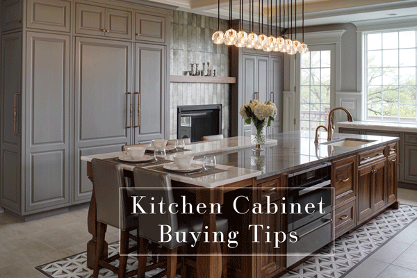 Kitchen Cabinet Buying Tips