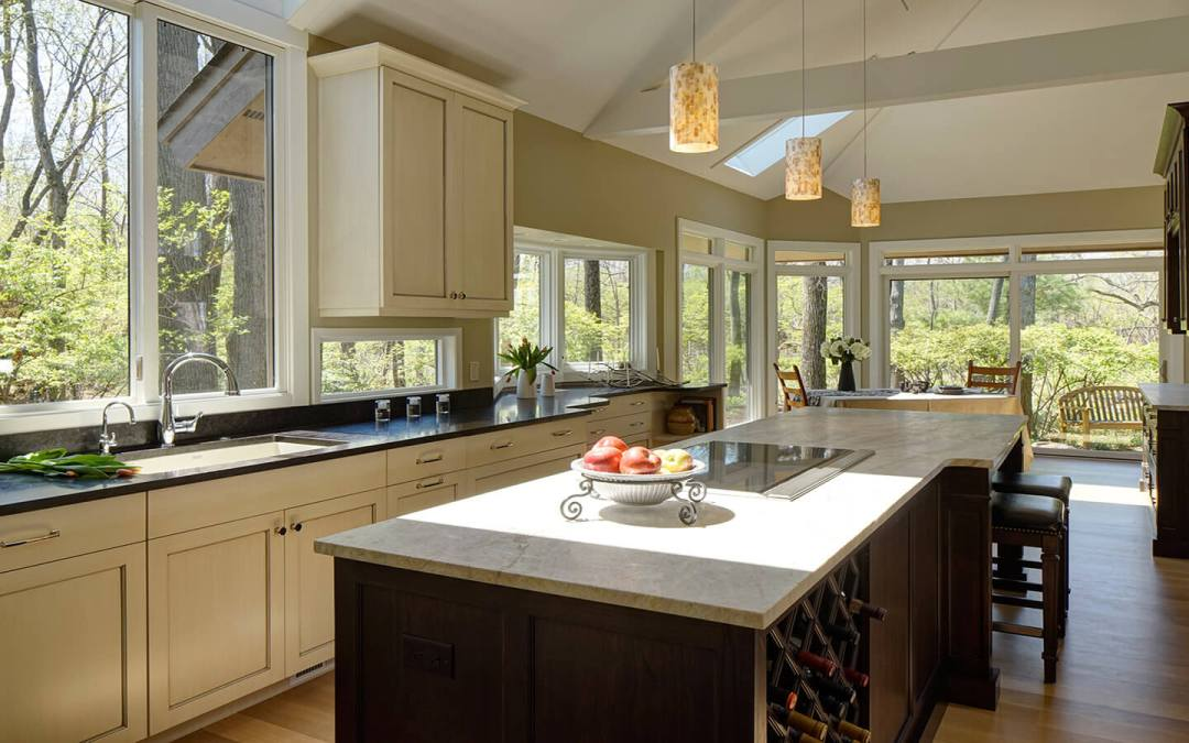 1970's Kitchen Gets Jaw Dropping Overhaul