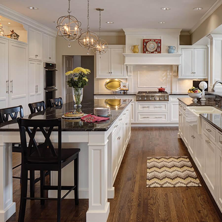 Traditional Kitchen Design - Drury Design on Traditional Kitchen Decor  id=64076