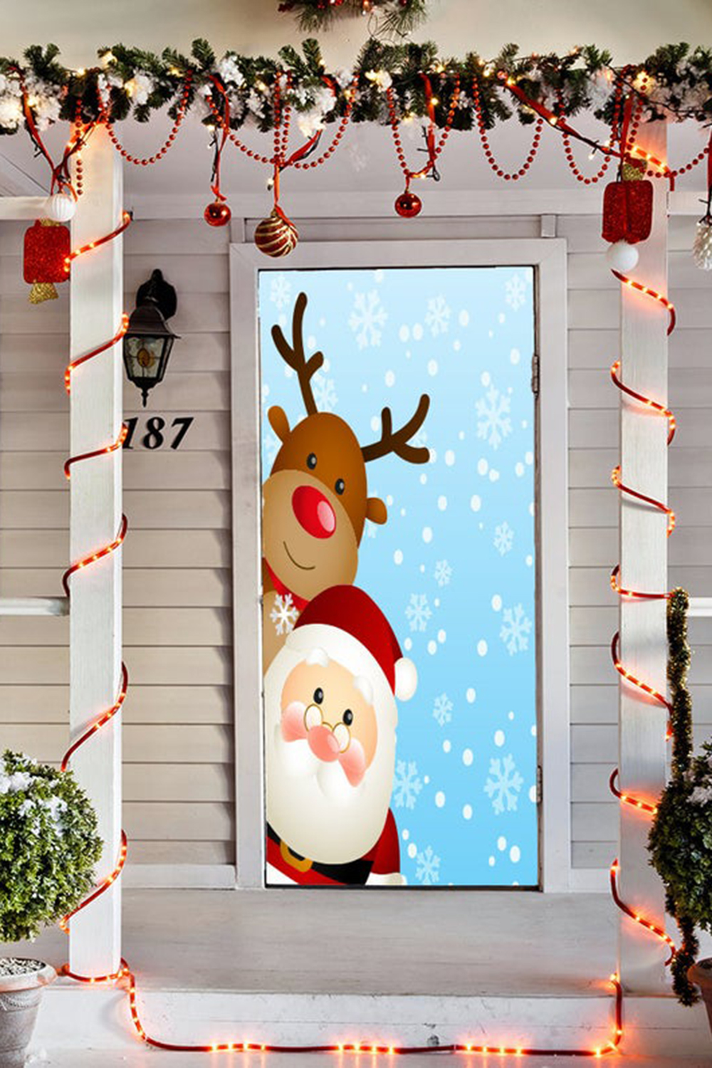 Door Decoration For Christmas 14