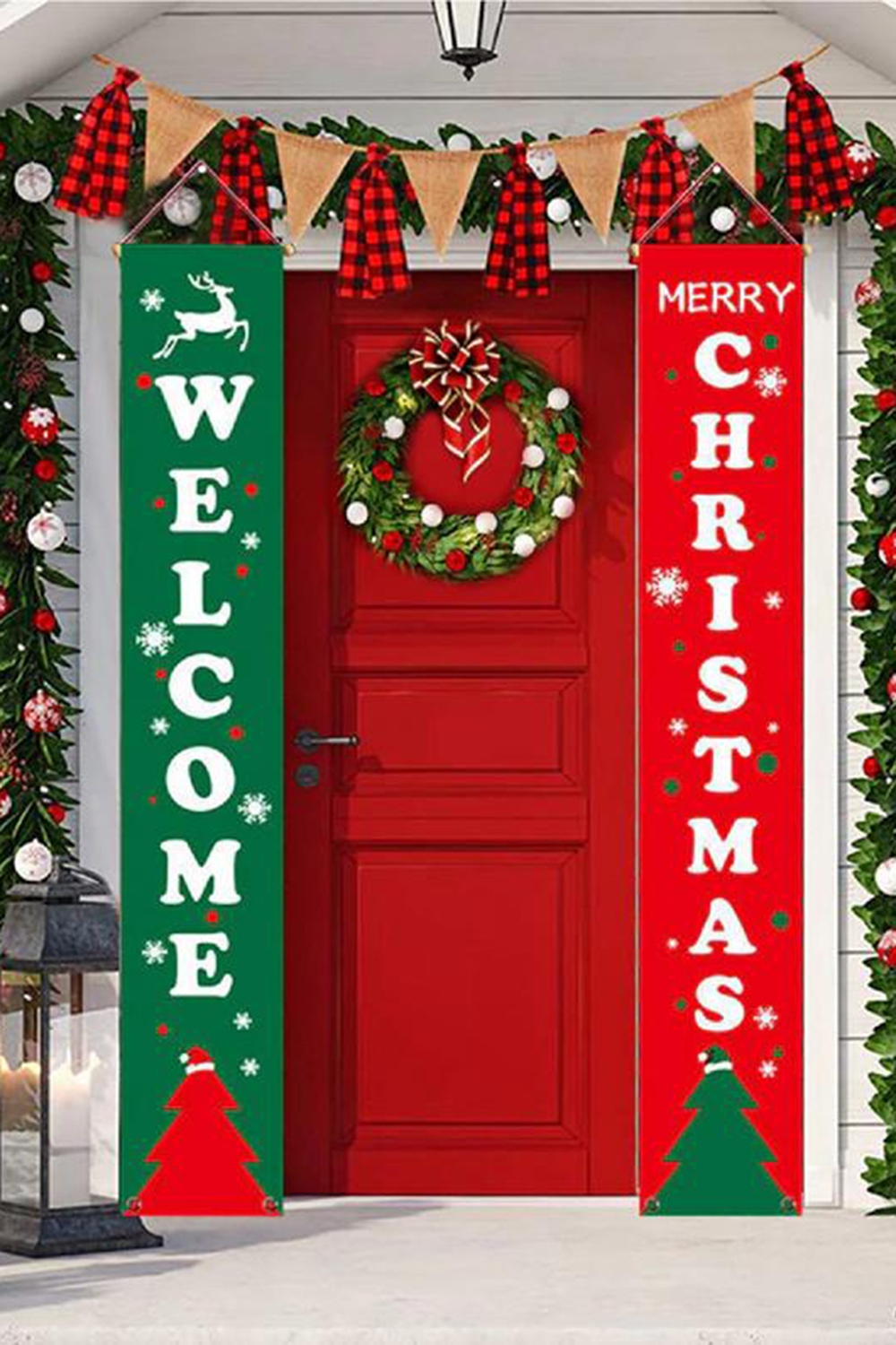 Door Decoration For Christmas 18