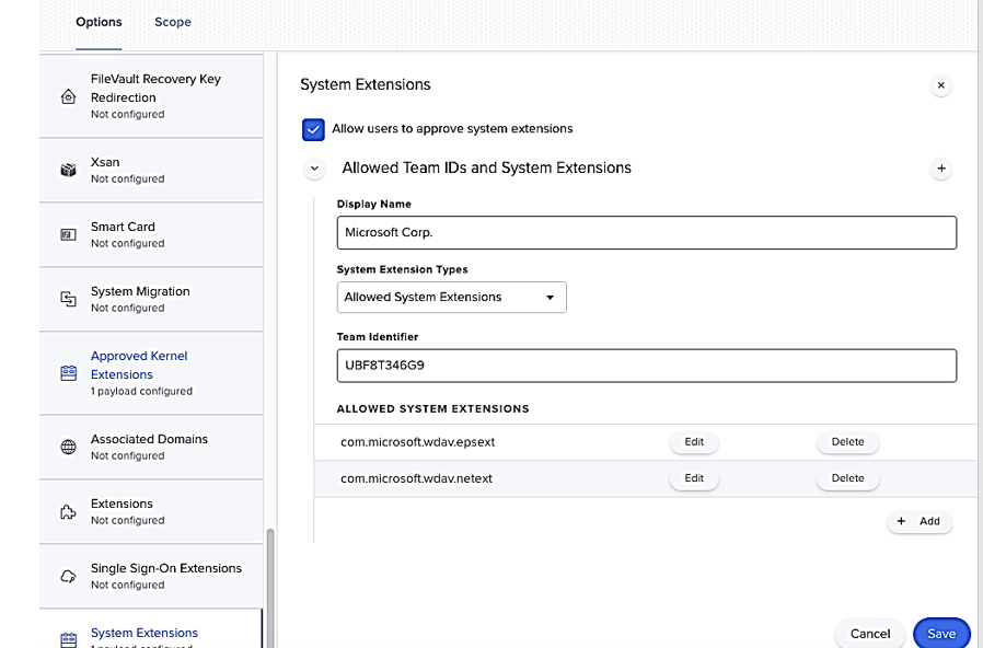 Navigate to the macos intune integration tab, and then click send update. Microsoft Defender For Endpoint Upgrade Readiness Macos Big Sur Dr Ware Technology Services Microsoft Silver Partner