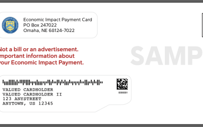 What to know about the second round of Economic Impact Payment (EIP) checks and cards