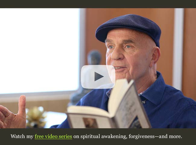 Watch my free video series on spiritual awakening, forgiveness, manifesting and more