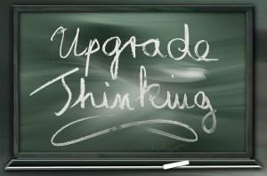 Upgrade thinking